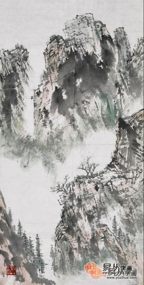 中国山水画的分哪几种,你知道吗