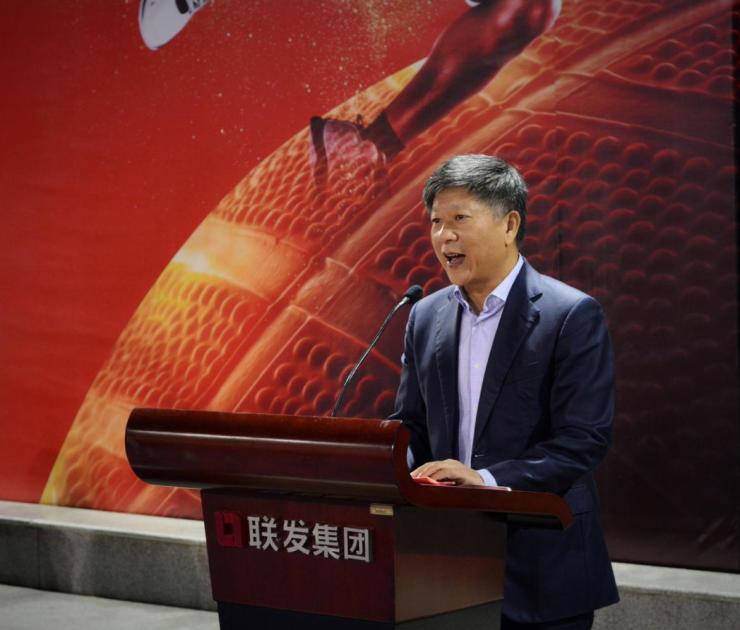 """2018年滕王阁""""红谷滩·联发杯""""暨南昌市第十届CBO篮球俱"""