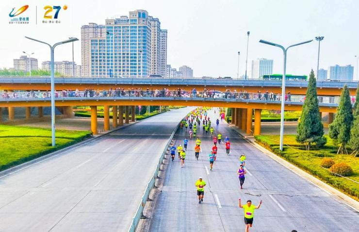 2019碧桂园・菏泽国际马拉松赛圆满落幕!