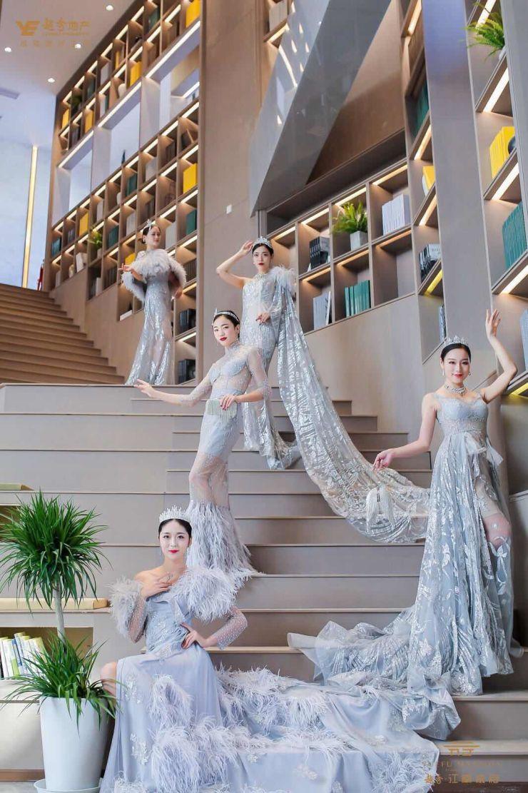 江南悦府示范区首映实力圈粉 这一夜嗨翻整个苏州......
