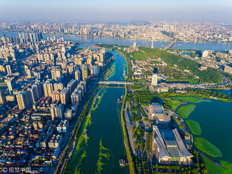 保利庭瑞·阅江台|孕育武汉百年繁华的万商之湾,如今将再启盛世