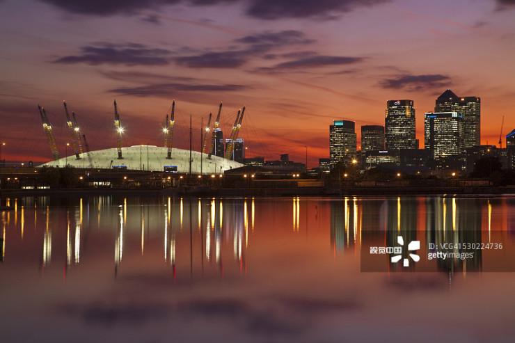 是什么让这个地方比肩伦敦金丝雀码头?