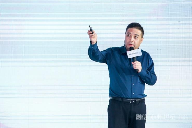 丁建刚:杭州城市新格局改变置业价值观