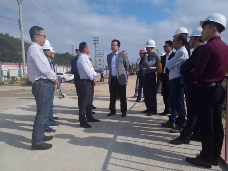 深河人民医院2020年底前竣工!打造粤北地区医疗卫生高地