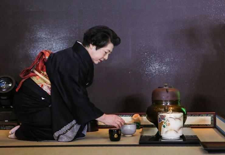 茶禅一味|对话茶道大师,共品时间的真味