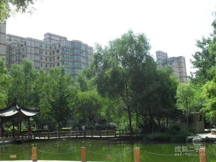 北京世纪城翠叠园_世纪城翠叠园出售出租信息-北京搜狐焦点二手房