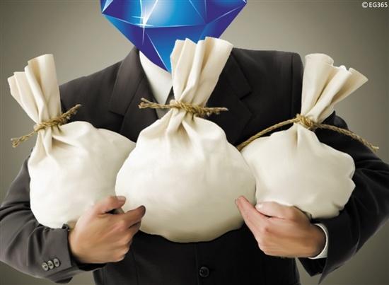 亚洲十亿美元富豪首超美国 中国内地新增最多