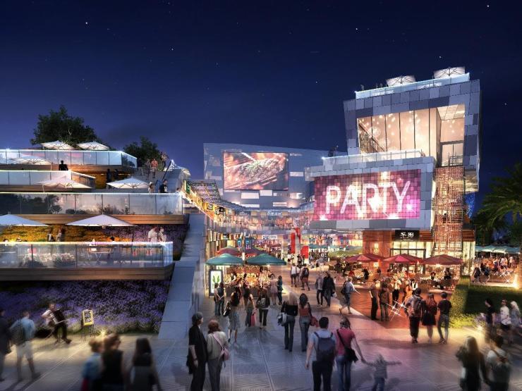 和熙商业强势进驻亚运城国际商业街,开启大型社区生活的新纪元