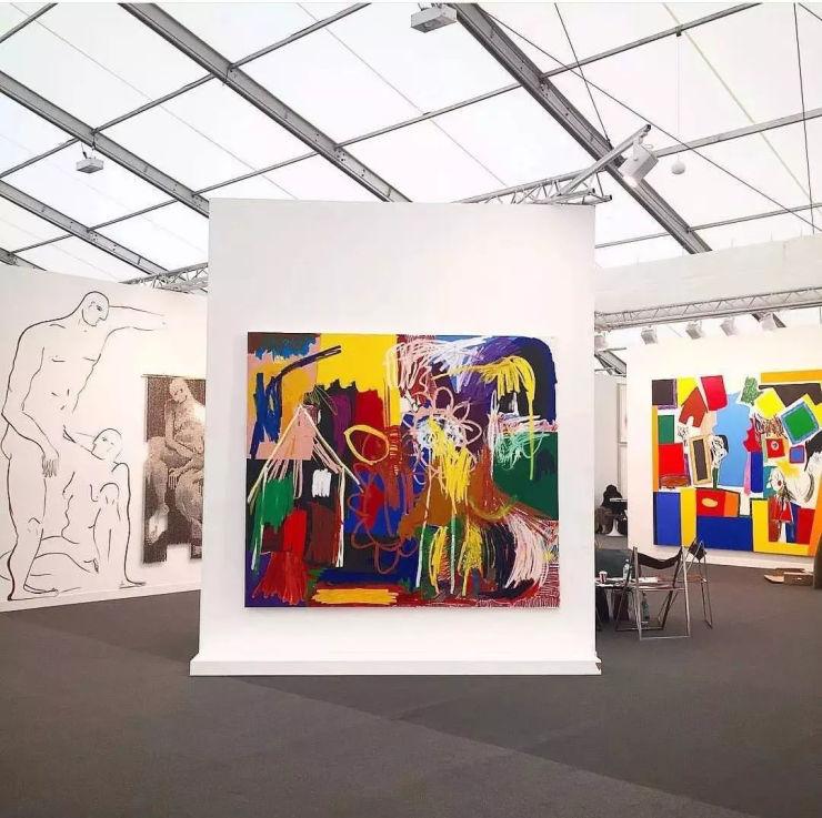 艺术流派激烈碰撞下的欧洲顶级艺术展(半岛城邦)