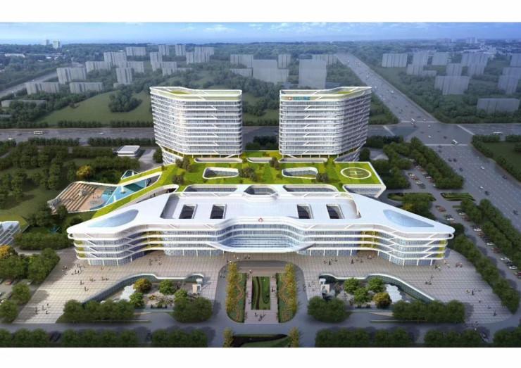 星沙规划新建四所医院 长沙县人民医院春节前开建