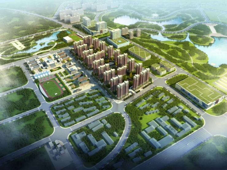 解读渭南城东居住价值 看汇邦•沋河瑞府如何打造人居大宅