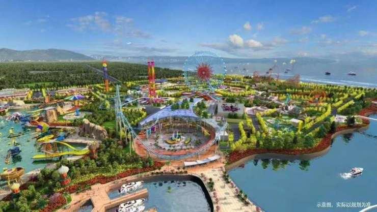 2021杭州湾融创文旅城最新楼盘详情图文介绍