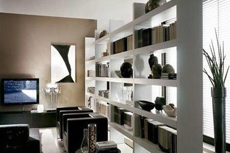 书房的装修设计要讲究环保健康