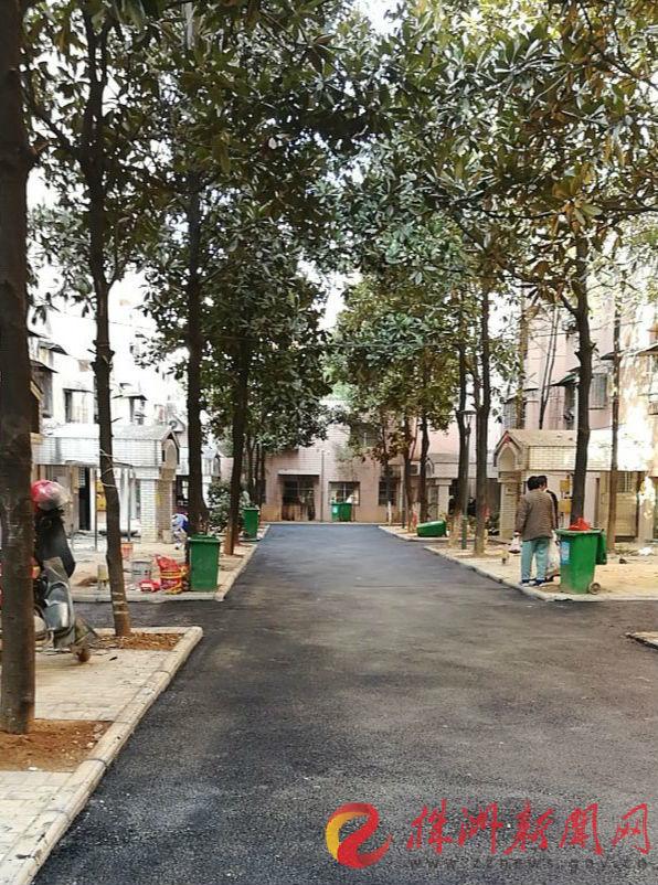 天元区最大老旧小区焕然一新 今年轮到这5个老旧小区
