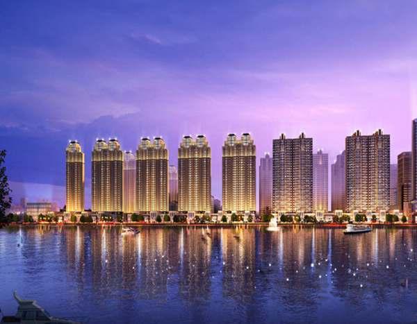 西安一座在腾飞的城市,投资客掘金首选