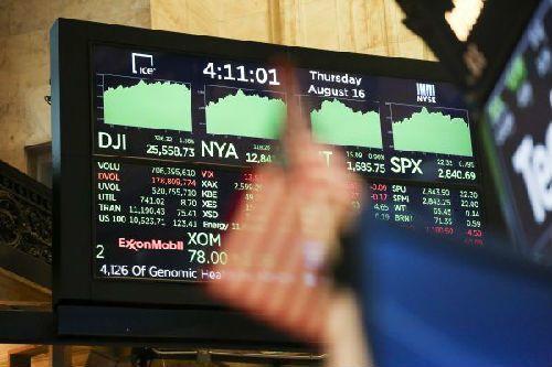 美媒:摩根大通预计新金融危机2020年将爆发