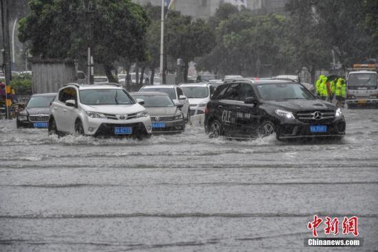 水利部部署近期强降雨防范 向皖豫鄂派出工作组