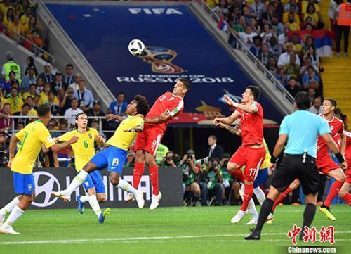 桑巴军团王者归来 五星巴西2:0塞尔维亚晋级16强