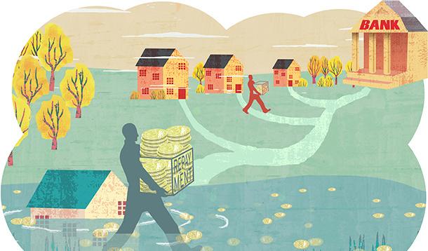 两房企触发债券违约 未来三年房企债将逐年上升