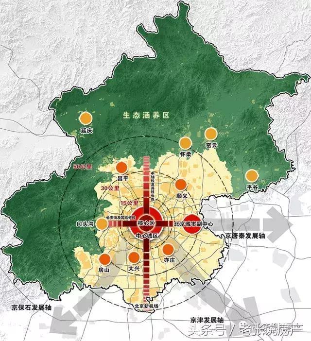 门头沟新住房供地都在哪?北京66块住宅用地计划曝光!