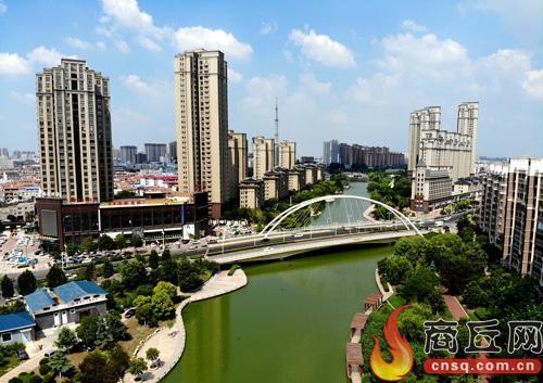 城市建设:古都新韵让生活更美好