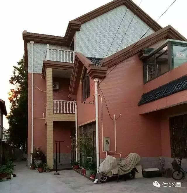 上海农村1200每平的造价,自建3层现代别墅,实用的没话说