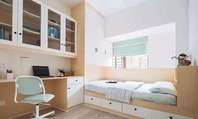 张家山领秀城90㎡北欧小二房,紧凑实用,收纳性强