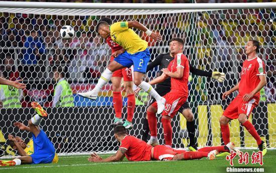 巴西打防守反击效果不佳 以攻代守反而效果更好