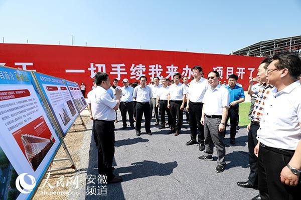 """蚌埠:""""三个一切""""打造""""四最""""营商环境"""