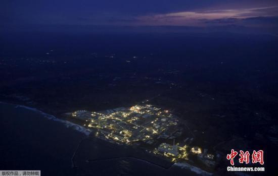 福岛核电站8000个装有放射性废弃物钢桶出现腐蚀