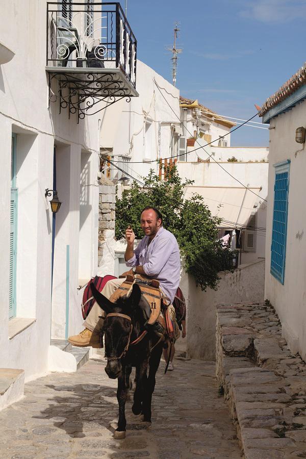 巡游爱琴海诸岛,太阳与海的奥德赛之旅