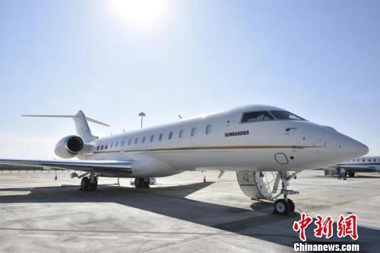 商务航空发展潜力巨大 广州打造首个商务航空展销平台