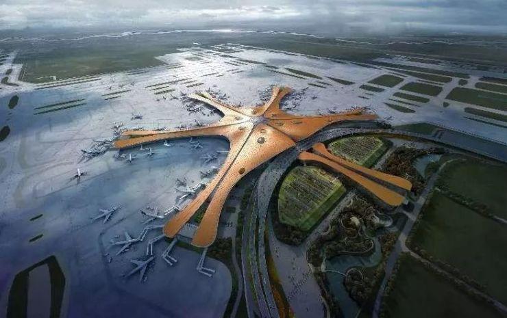 北京新机场 新在哪儿