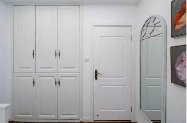 芜湖绿影65㎡简美两居室装修案例欣赏