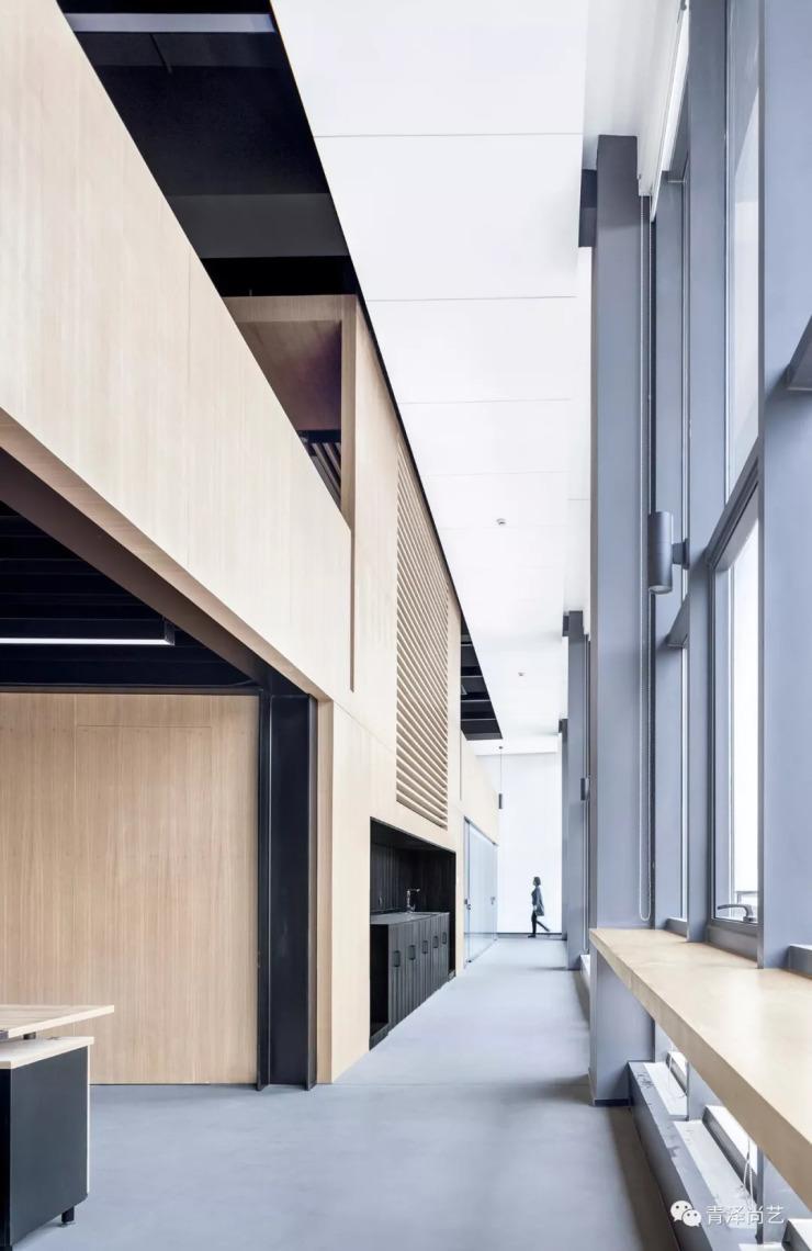 米思建筑——上海舆图科技有限公司办公空间改造