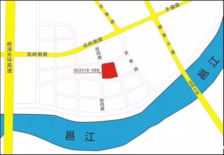 凤岭南临江带又火了!中铁拿下56亩地,总价约5.29亿元