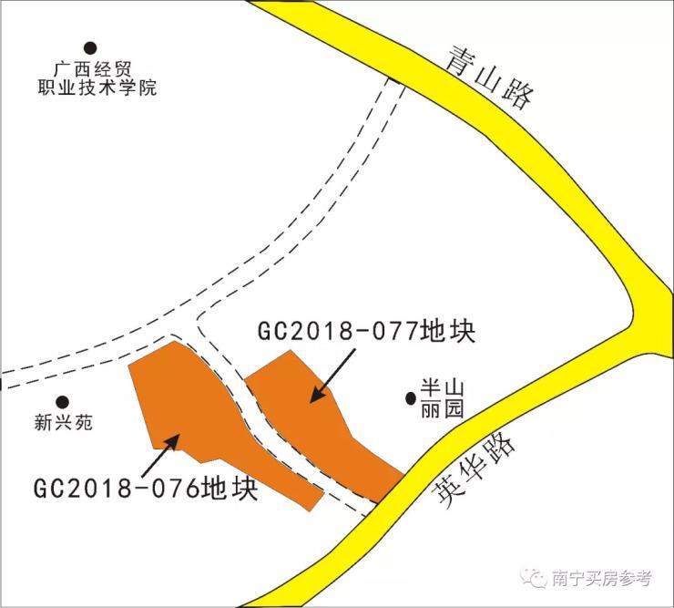 【南宁11幅地9月出让】兴宁228亩、凤岭南55亩等优质地块上市