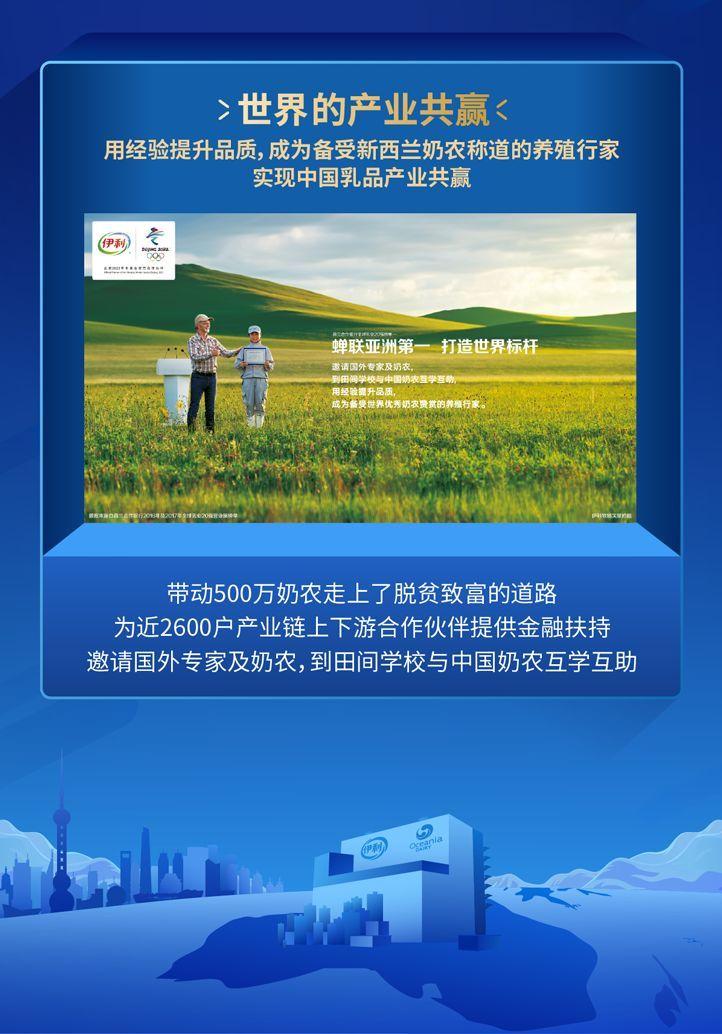 """进口博览会上海开幕  伊利用""""世界品质""""驱动全球乳业发展"""