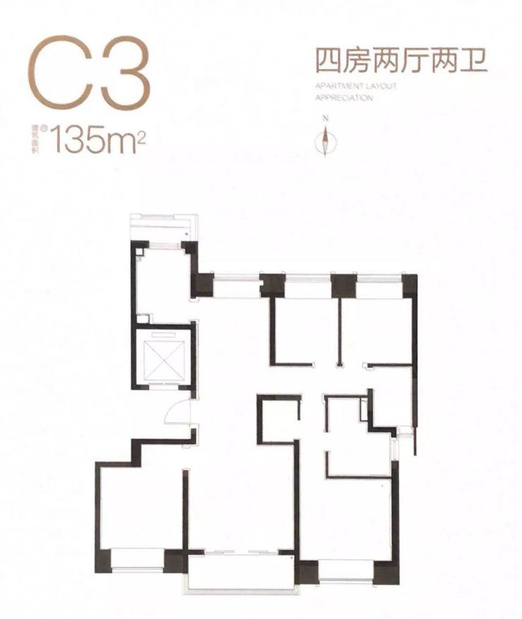 刚刚取证:大宁一手豪宅仅8万多/㎡!超低价拥有静安3房4房!