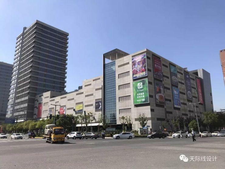 天际线国庆献礼第二弹:上海中信泰富万达广场盛大开业