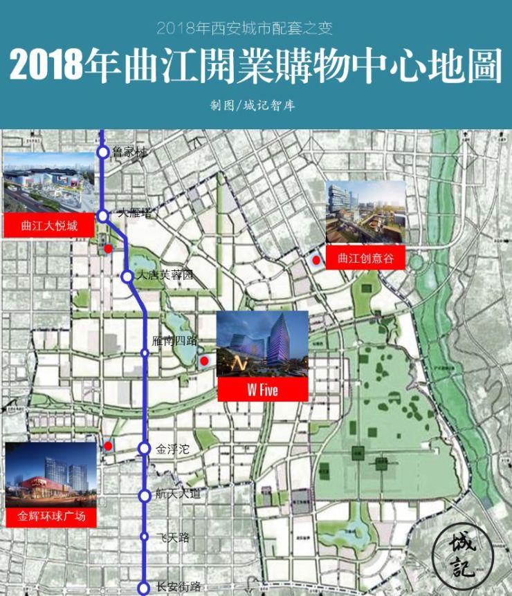 曲江新區的下一步:向南走!