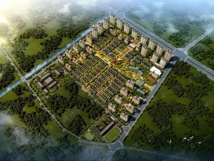 齐河县纳入先行区建设总布局!盘点齐河有哪些楼盘项目……