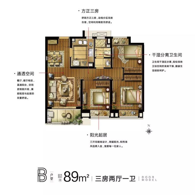 【上海·宝山】普宅、别墅
