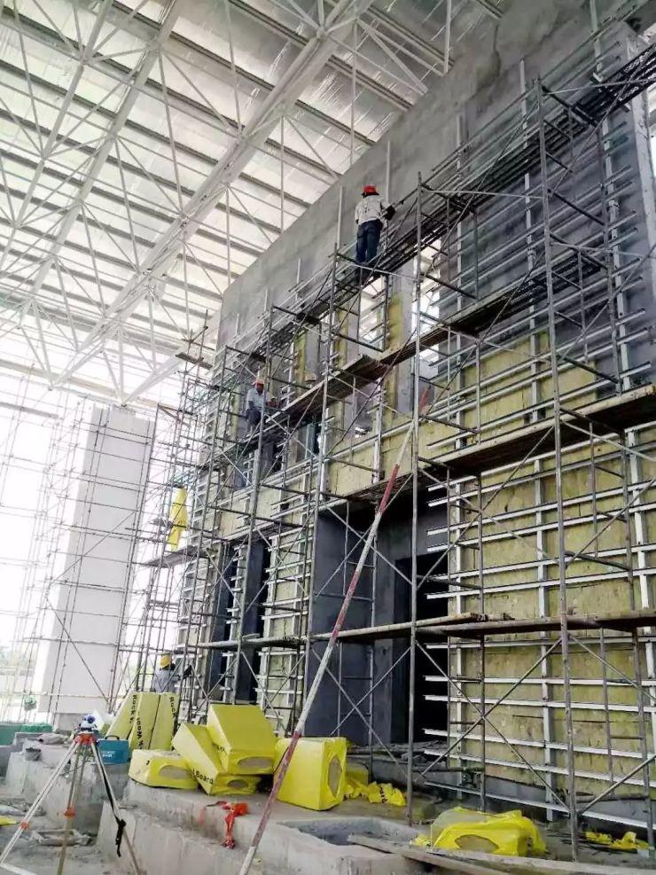 带您直击项目现场!徐州最大开放平台建得如何了?