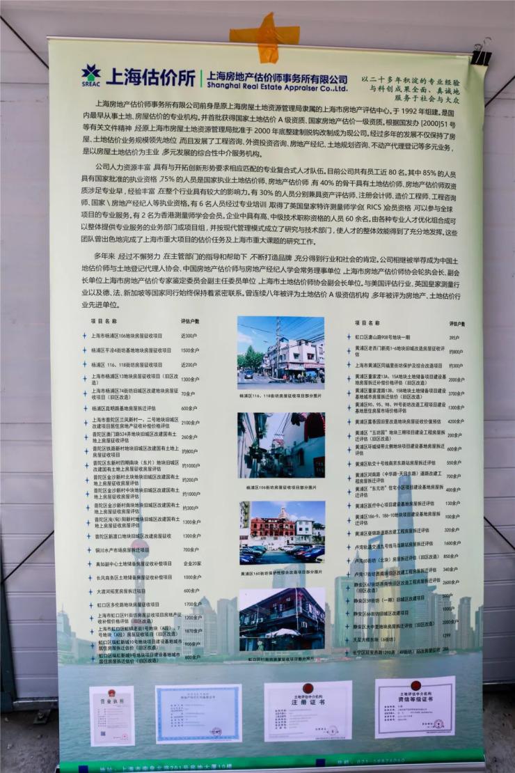 【156街坊】举行摇号选定房地产价格评估机构现场会