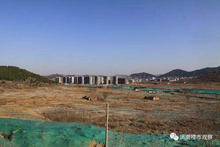 济南东扩超出你的想象;彩港成为历城主战场.