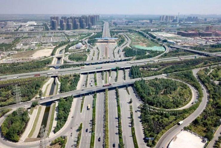 空中丝路、高铁一日生活圈、二环十二辐射……大西安交通区位优势逐步凸显