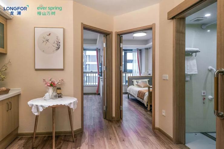 为什么82个房间做出了17个户型?| 重庆新壹城颐年公寓改造