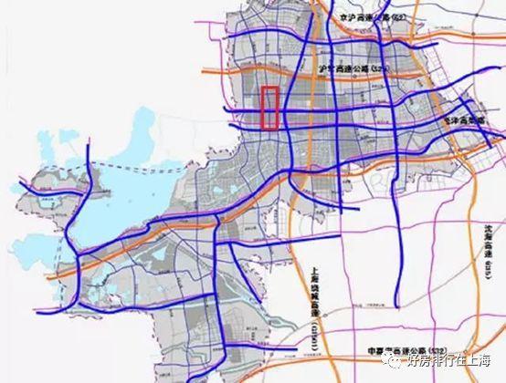 最新规划:拥堵小道摇身一变主干道 青浦老城区的居民有福了