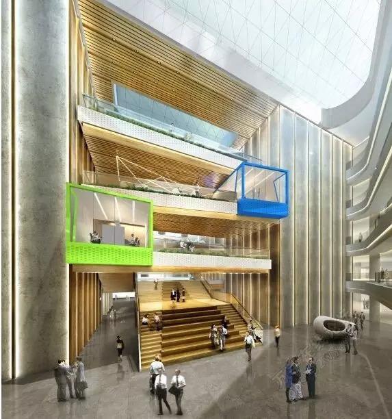 科技巨头的新大楼和他们一样,一点儿都不低调